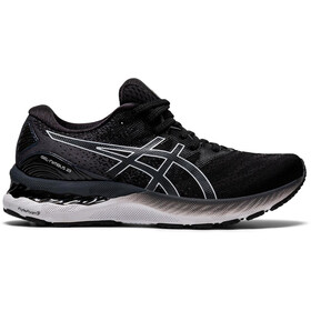 asics Gel-Nimbus 23 Scarpe Donna, black/white